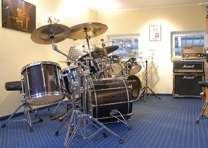 Schlagzeugraum